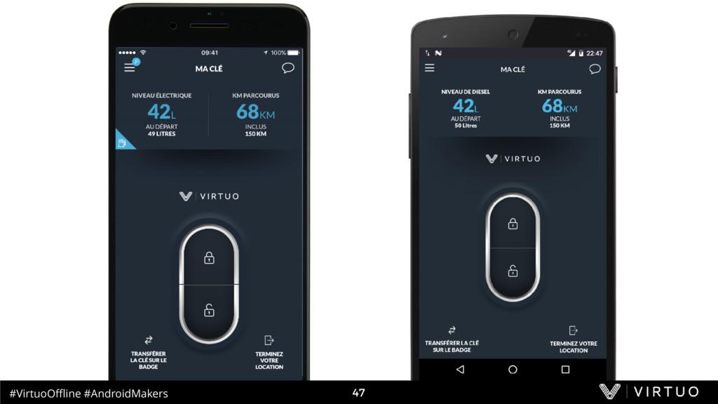 #VirtuoOffline #AndroidMakers 47