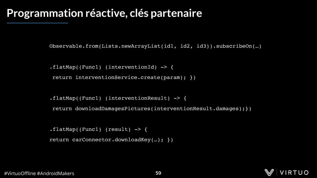 #VirtuoOffline #AndroidMakers 59 Programmation ré...