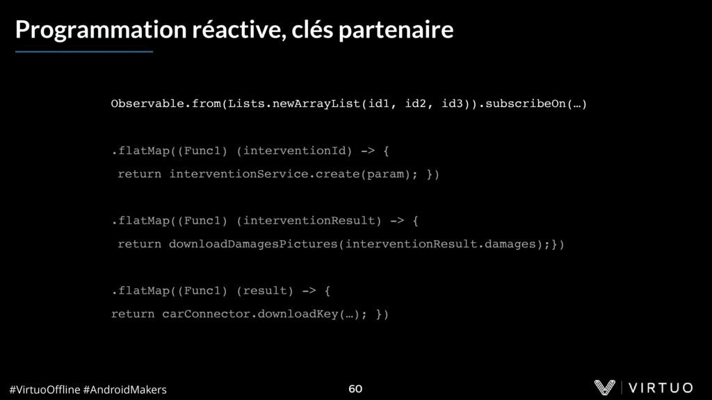 #VirtuoOffline #AndroidMakers 60 Programmation ré...