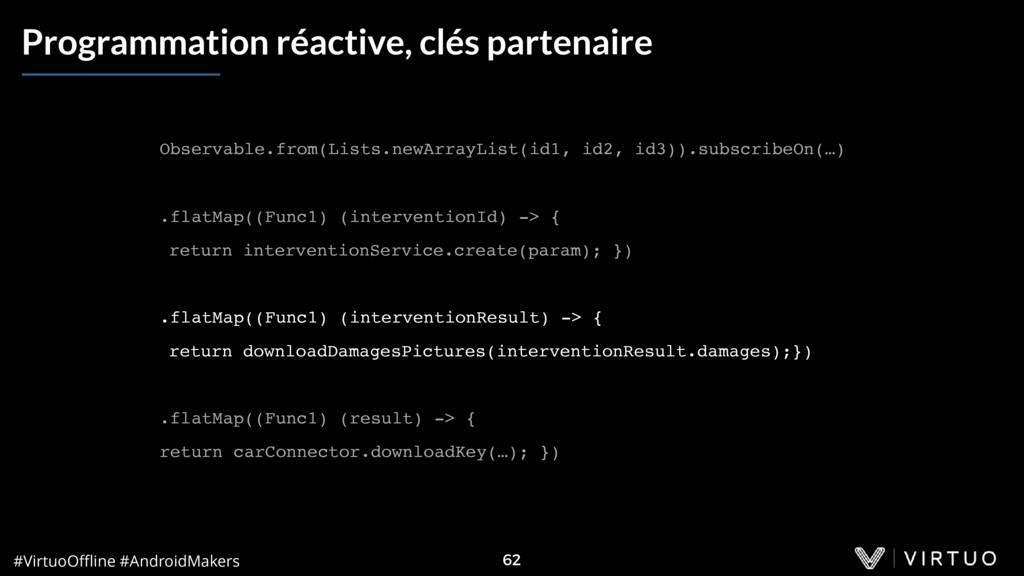 #VirtuoOffline #AndroidMakers 62 Programmation ré...
