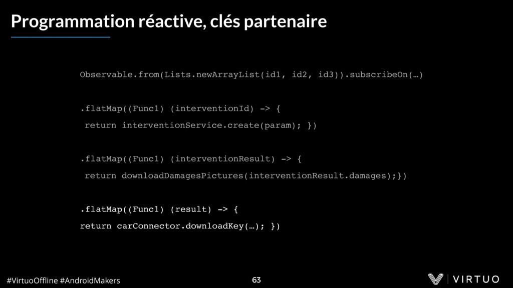 #VirtuoOffline #AndroidMakers 63 Programmation ré...