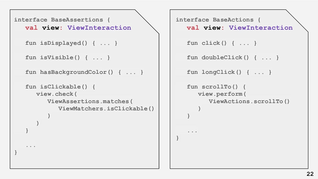 interface BaseActions { val view: ViewInteracti...