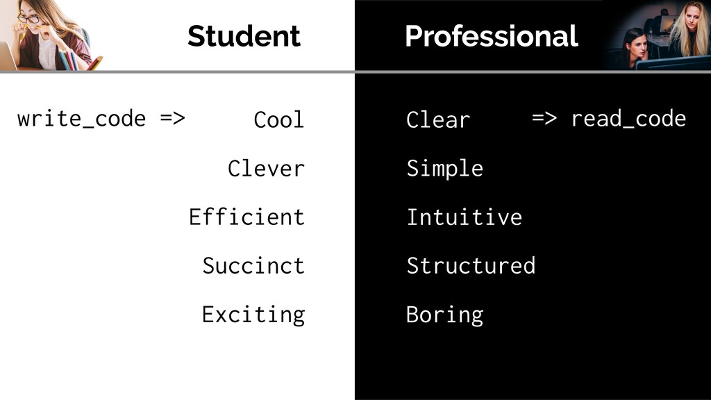 Student Professional Cool Clever Efficient Succ...