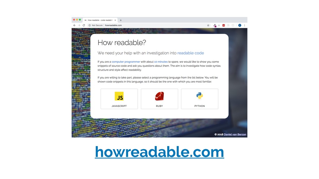 howreadable.com
