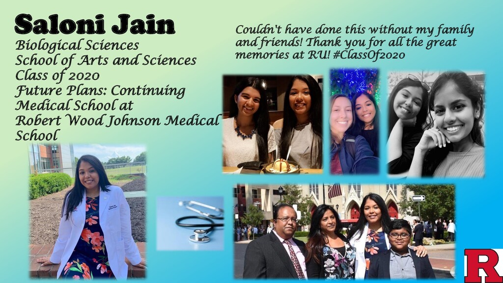 Saloni Jain Couldn't have done this without my ...