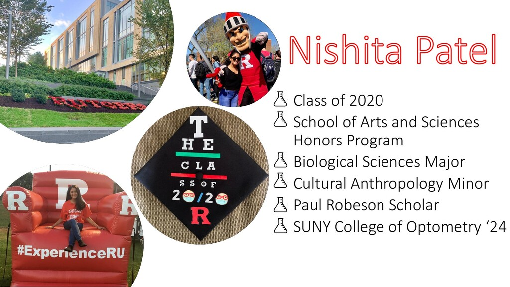  Class of 2020  School of Arts and Sciences H...