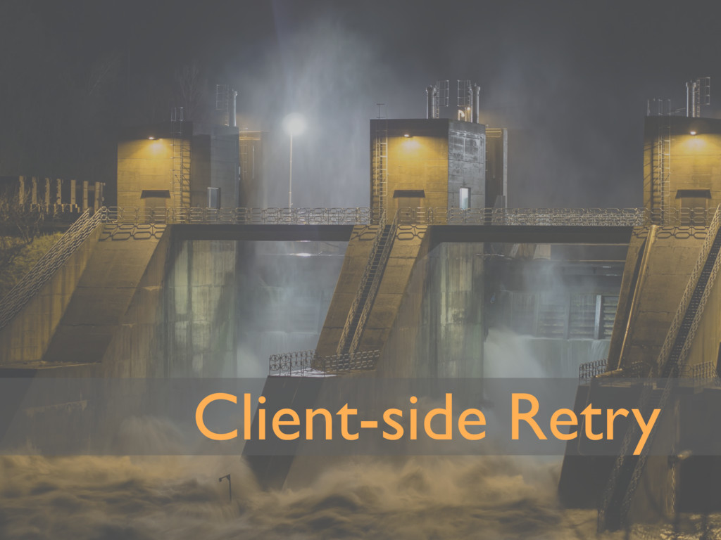 Client-side Retry