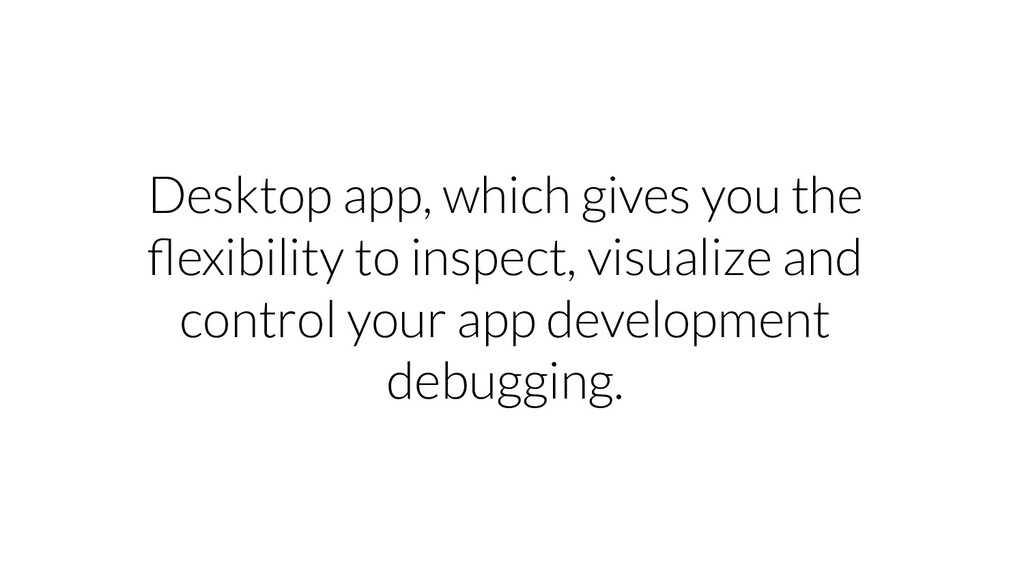 Desktop app, which gives you the flexibility to ...