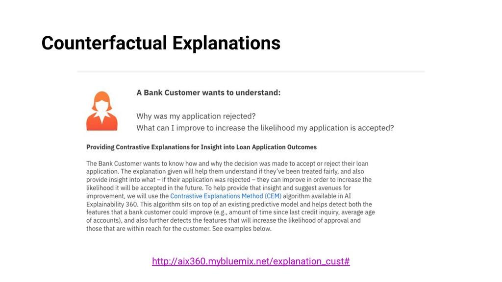http://aix360.mybluemix.net/explanation_cust# C...