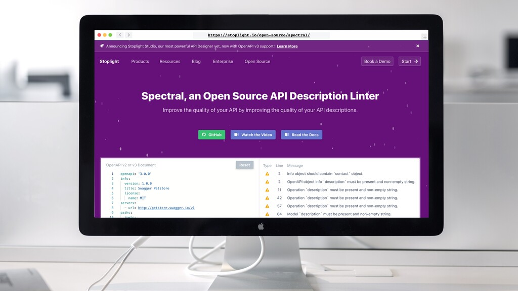 https://stoplight.io/open-source/spectral/