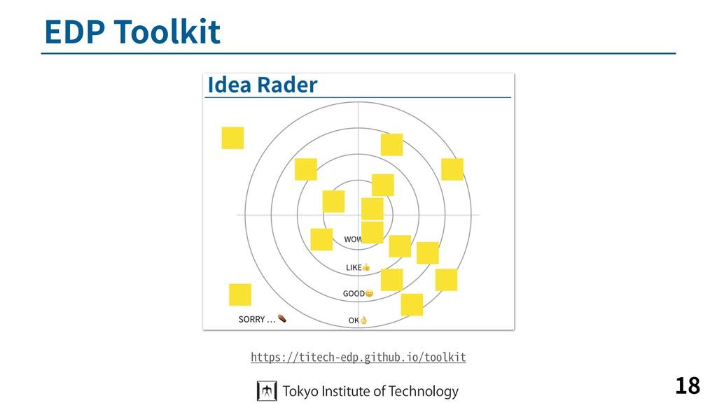 EDP Toolkit 18 https://titech-edp.github.io/too...