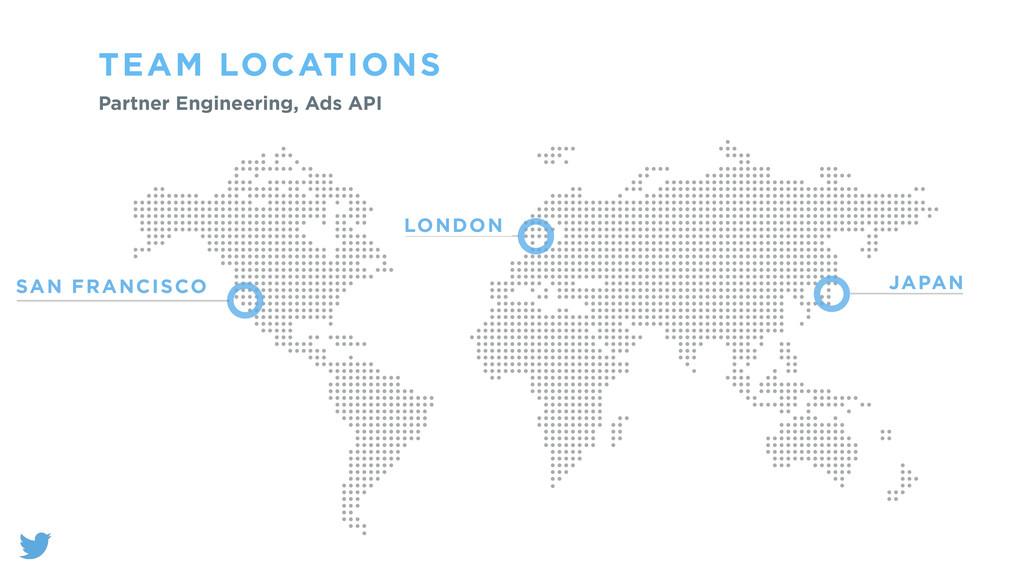 SAN FRANCISCO TEAM LOCATIONS Partner Engineerin...