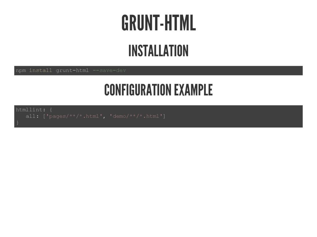 GRUNT-HTML INSTALLATION QSPLQVWDOOJUXQWKWPO...