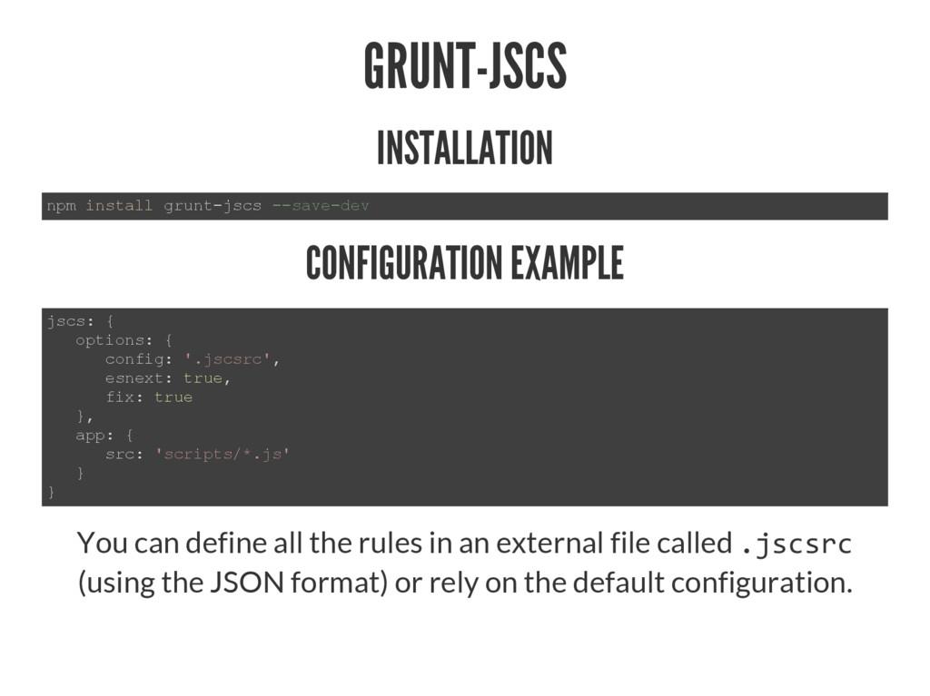 GRUNT-JSCS INSTALLATION QSPLQVWDOOJUXQWMVFV...