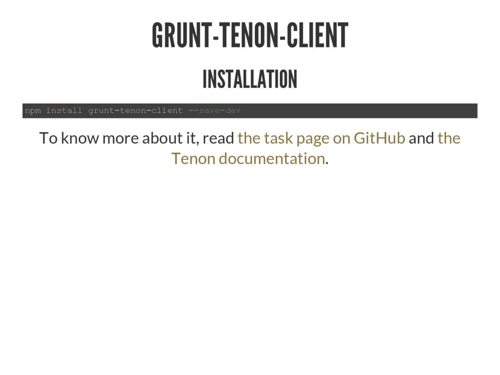 GRUNT-TENON-CLIENT INSTALLATION QSPLQVWDOOJUX...