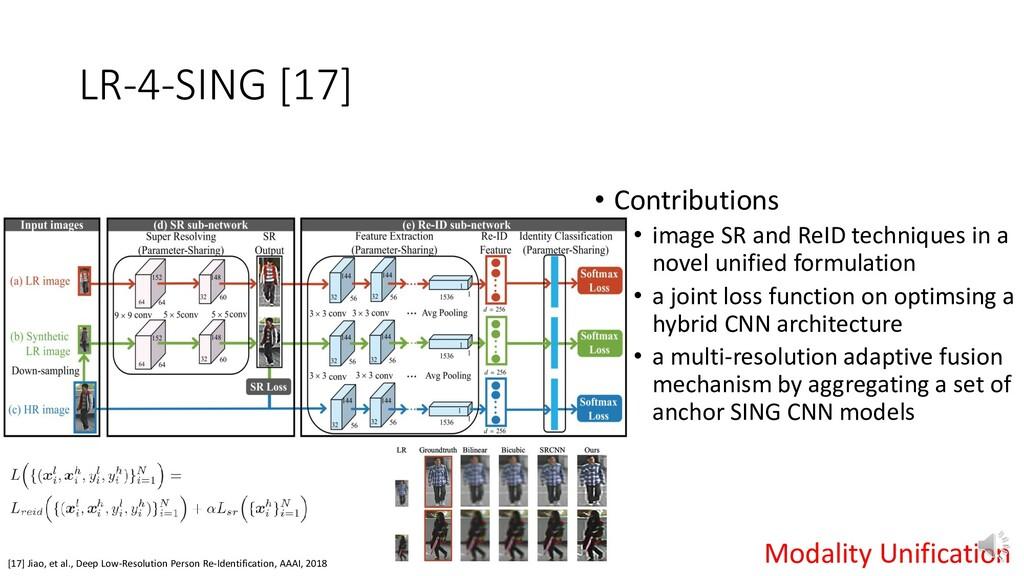 LR-4-SING [17] [17] Jiao, et al., Deep Low-Reso...
