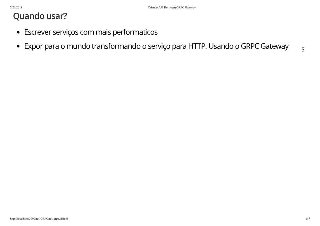 7/26/2018 Criando API Rest com GRPC Gateway htt...
