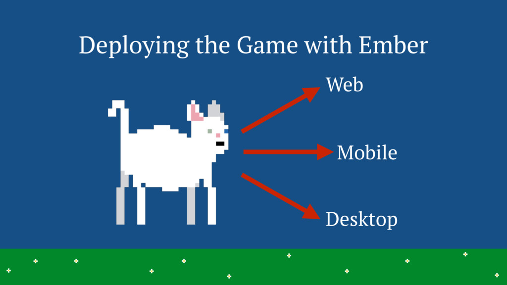 Deploying the Game with Ember 25 > > > > > > > ...