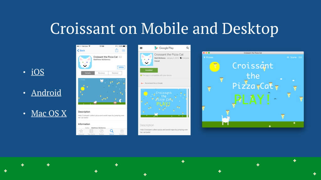 Croissant on Mobile and Desktop 28 > > > > > > ...