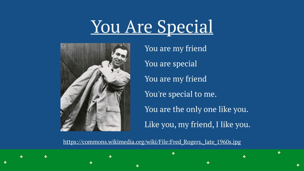 You Are Special You are my friend You are speci...