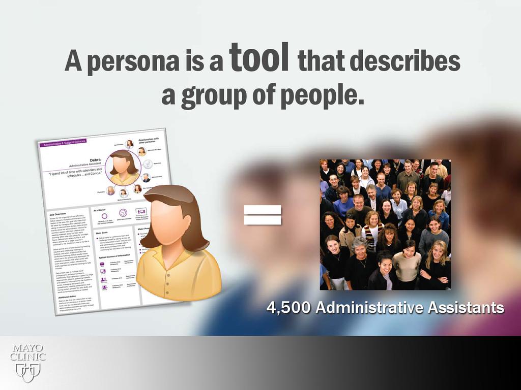 10 = 4,500 Administrative Assistants A persona ...