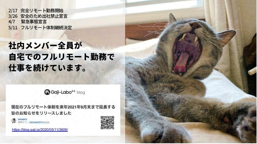 https://blog.gaji.jp/2020/05/11/3609/ 2/17 完全リモ...