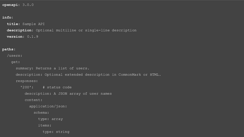 openapi: 3.0.0 info: title: Sample API descript...