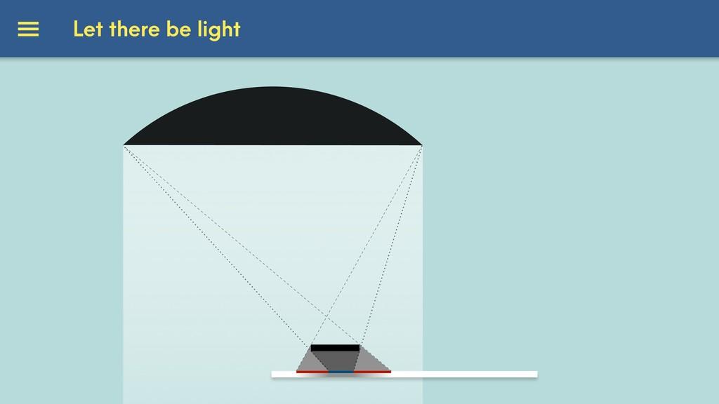 Let there be light umbra penumbra vs