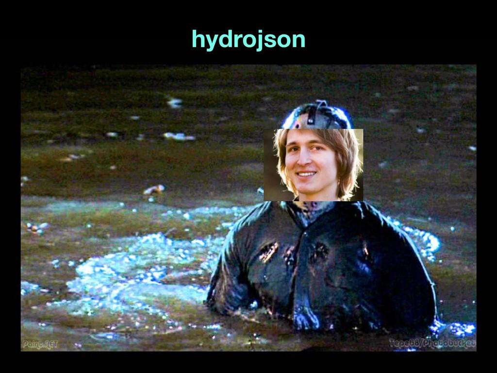 hydrojson