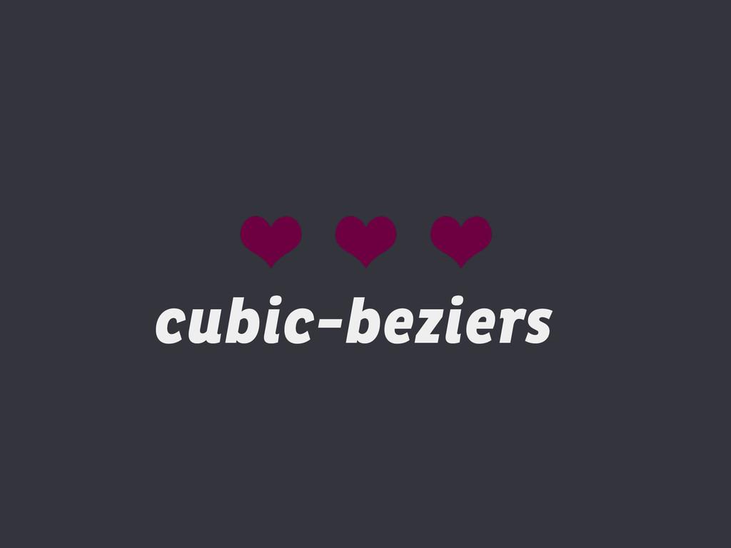 cubic-beziers