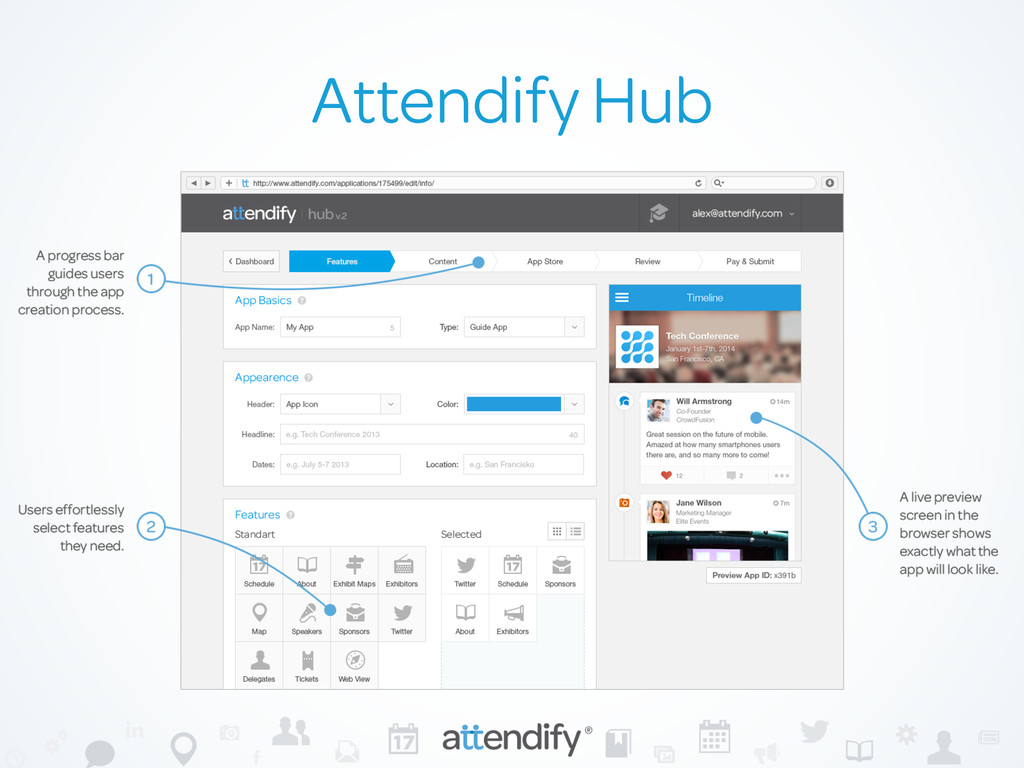 Attendify Hub