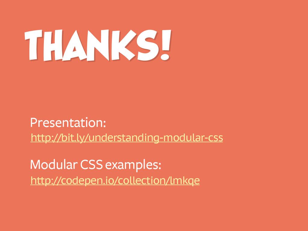 Thanks! http://codepen.io/collection/lmkqe http...