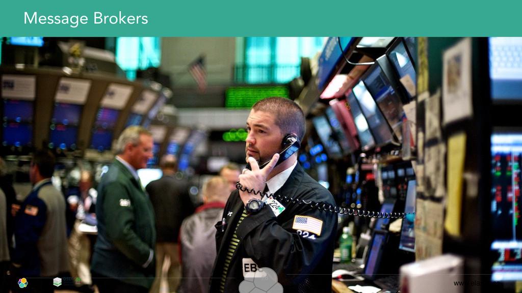 www.elastic.co 28 Message Brokers