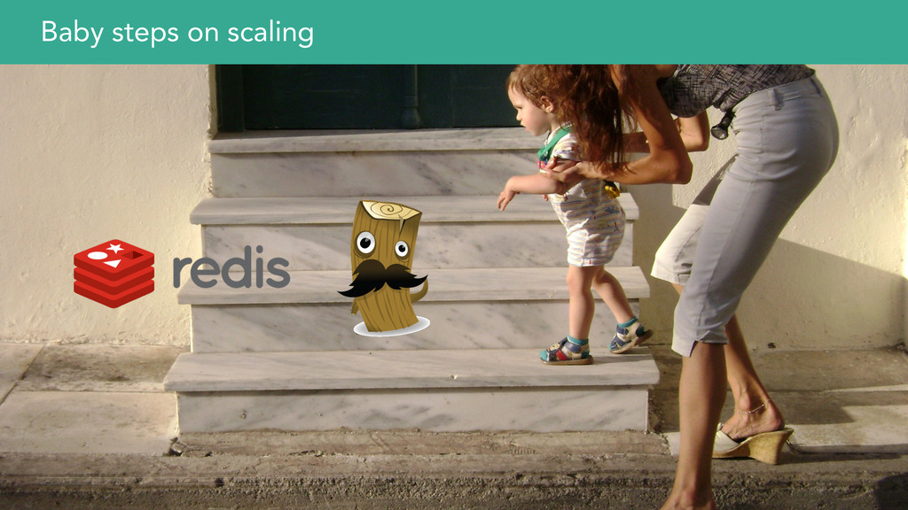 Baby steps on scaling