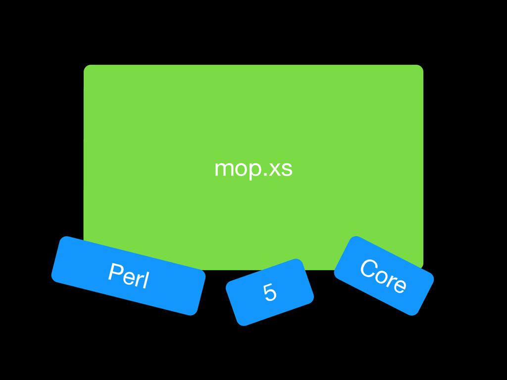 mop.xs Perl 5 Core