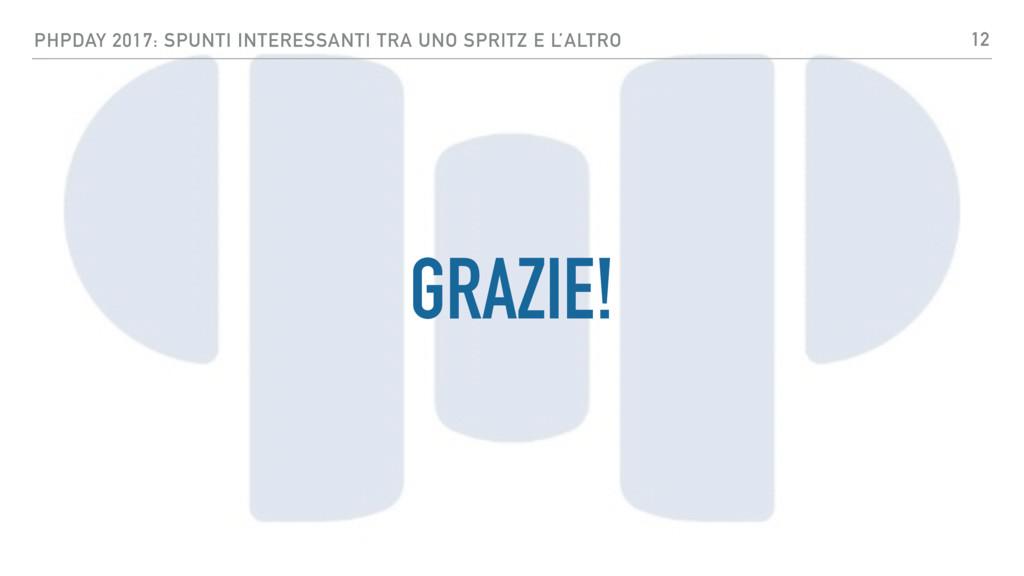 PHPDAY 2017: SPUNTI INTERESSANTI TRA UNO SPRITZ...
