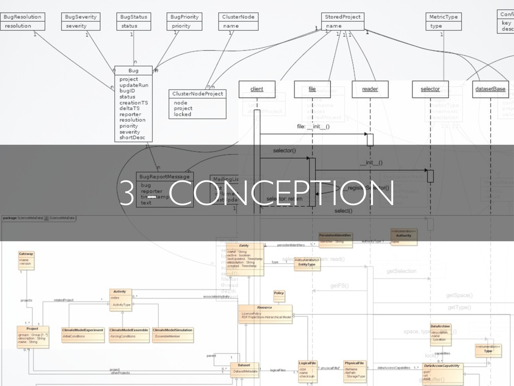 3 - CONCEPTION
