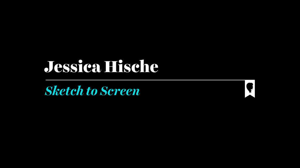 Jessica Hische Sketch to Screen