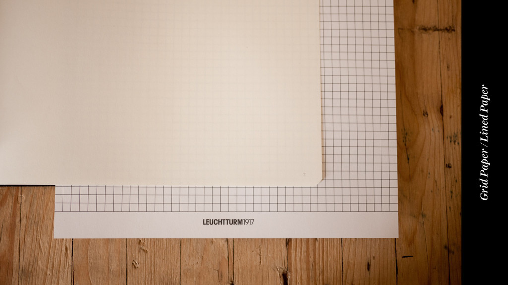 Grid Paper / Lined Paper