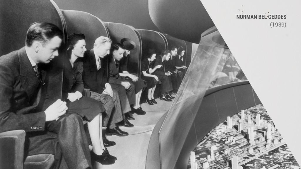 NORMAN BEL GEDDES (1939)