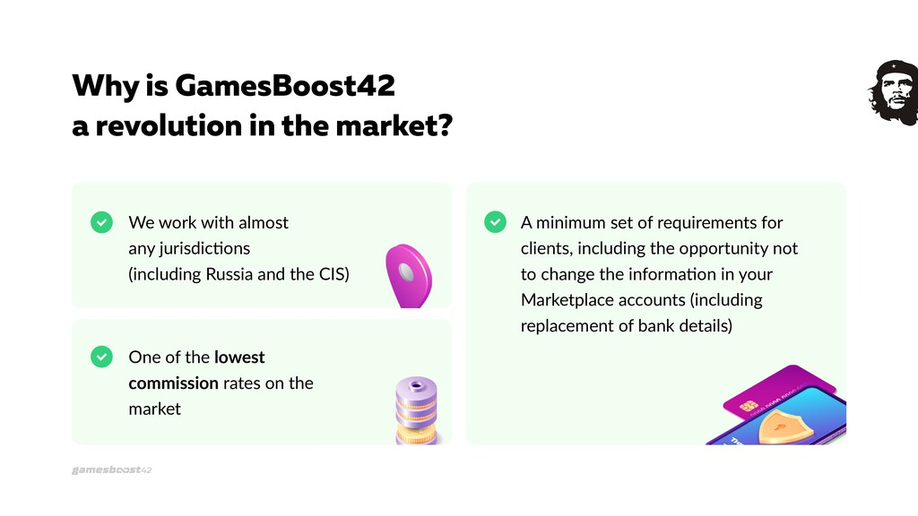 Why is GamesBoost42 a revolution in the market?...