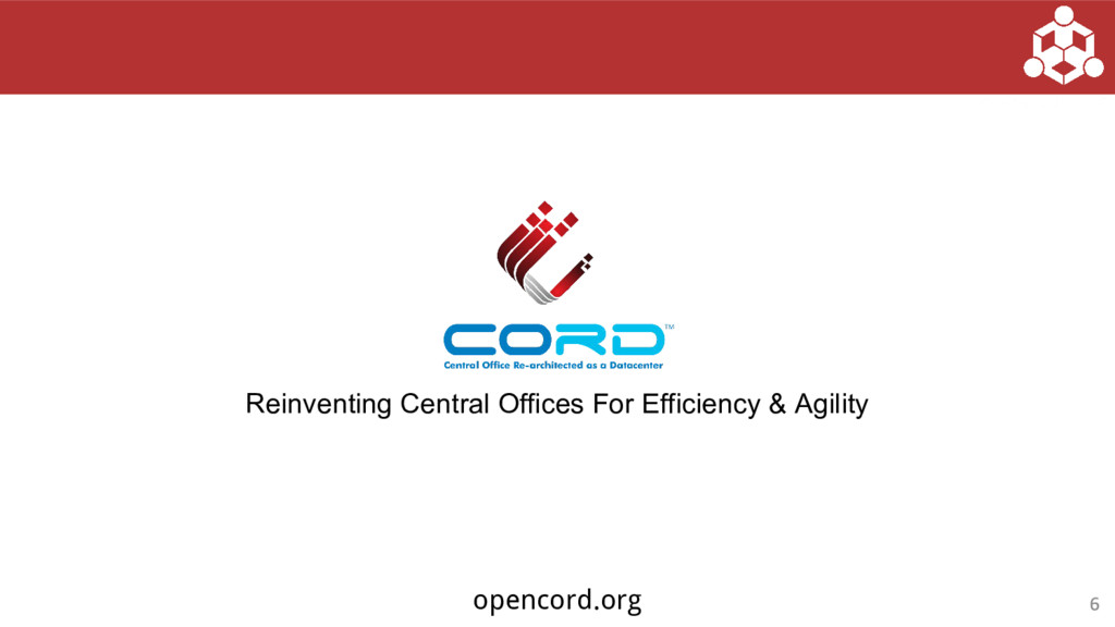 Reinventing Central Offices For Efficiency & Ag...