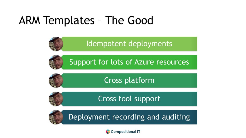 ARM Templates – The Good Idempotent deployments...
