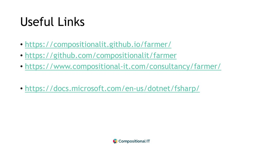 Useful Links • https://compositionalit.github.i...