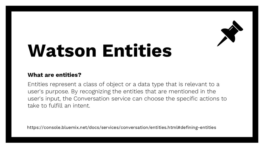 What are entities? Entities represent a class o...