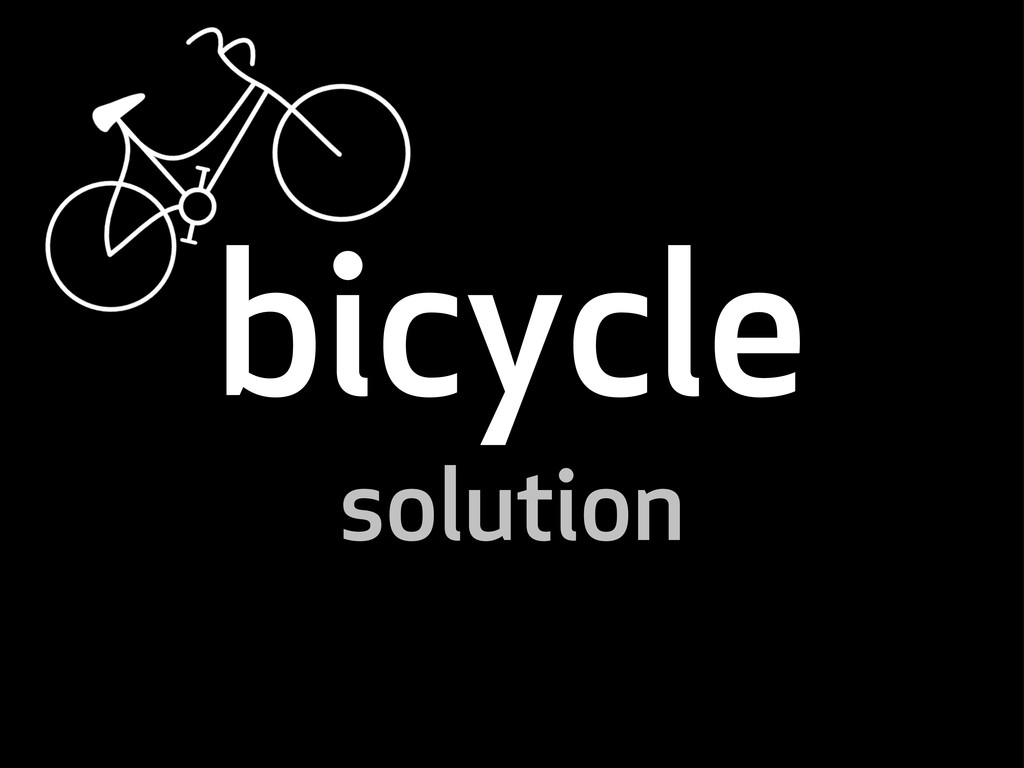 bicycle solution