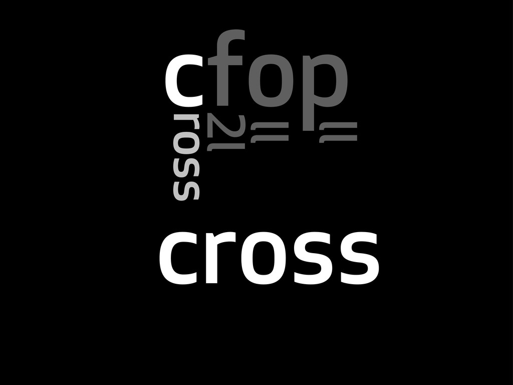 cfop ross l ll ll cross