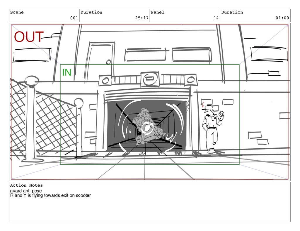 Scene 001 Duration 25:17 Panel 14 Duration 01:0...
