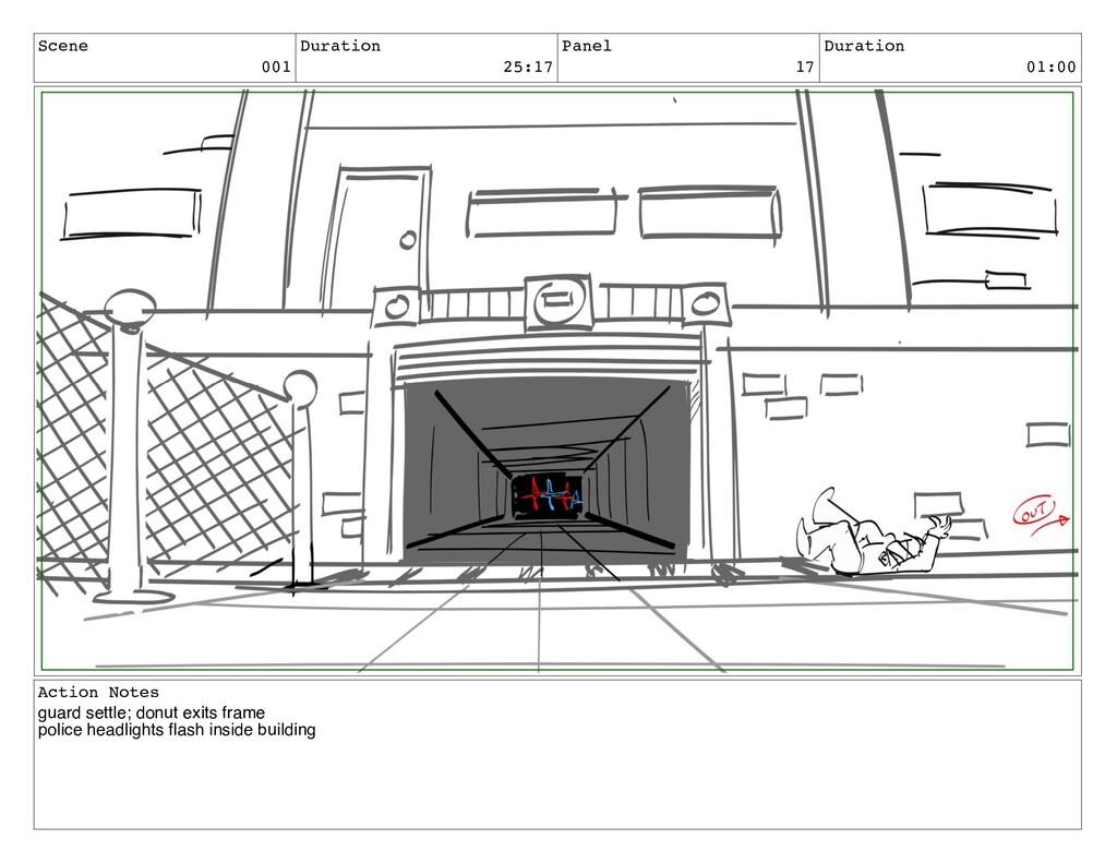 Scene 001 Duration 25:17 Panel 17 Duration 01:0...