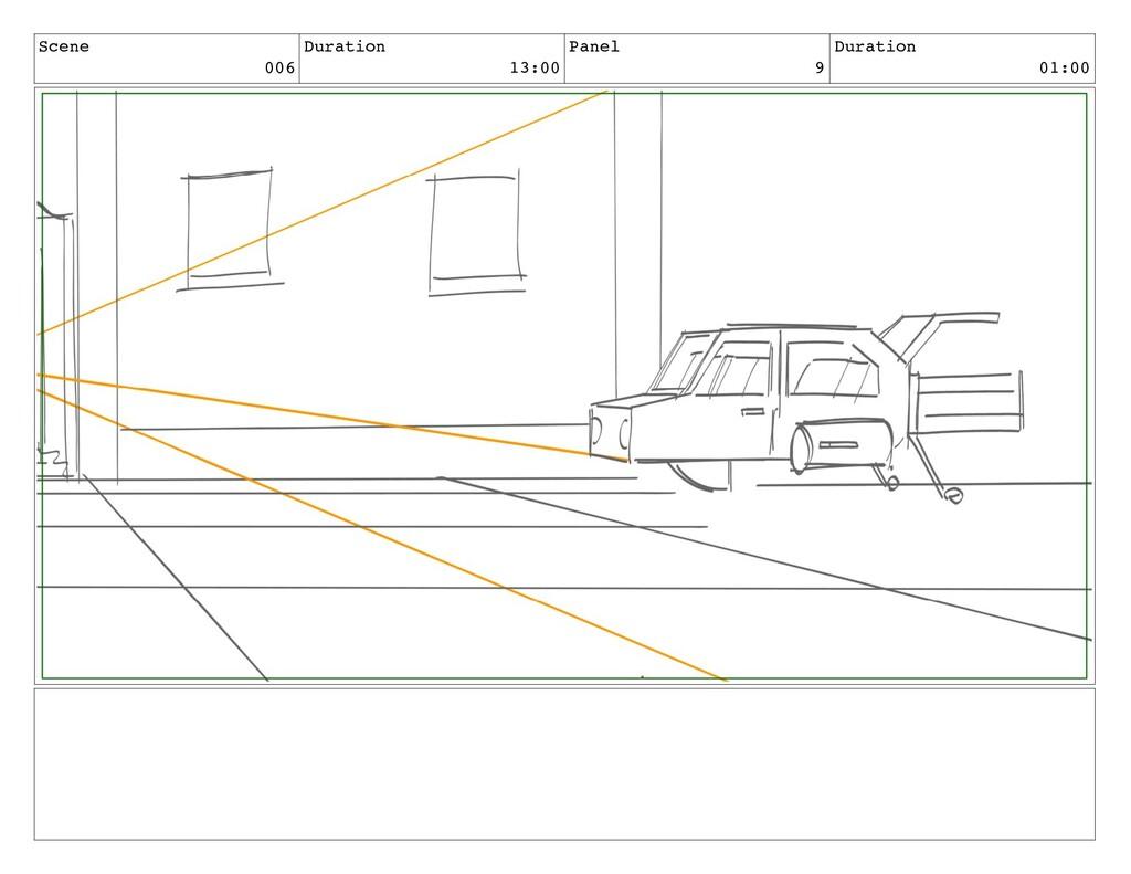 Scene 006 Duration 13:00 Panel 9 Duration 01:00